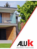 Aluminium Windows and doors brochure
